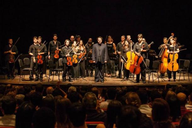 Nota: Orquestra Ouro Preto faz apresentação em evento da Petrobras