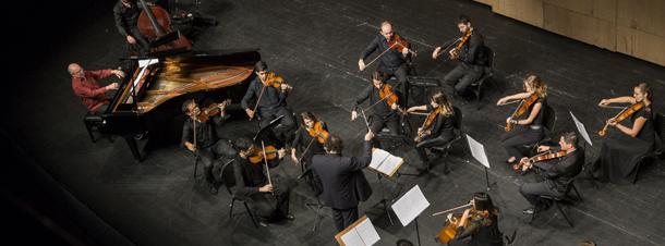 Orquestra Ouro Preto e Nelson Ayres fazem apresentação em Ouro Preto