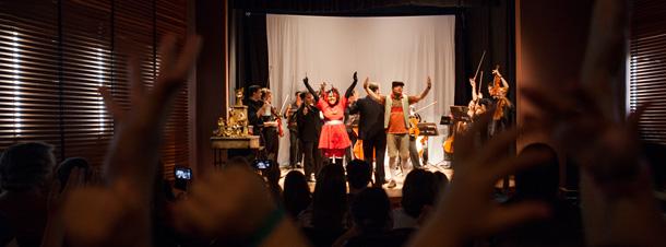 Orquestra Ouro Preto encerra 2015 com Auto de Natal no Sesc Palladium