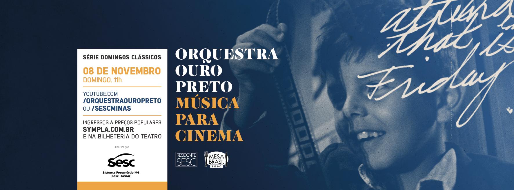 Live OOP – Música Para Cinema