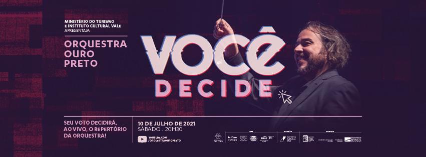 Live – Você Decide