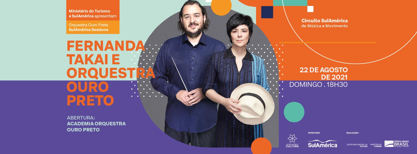 Sessions – Fernanda Takai