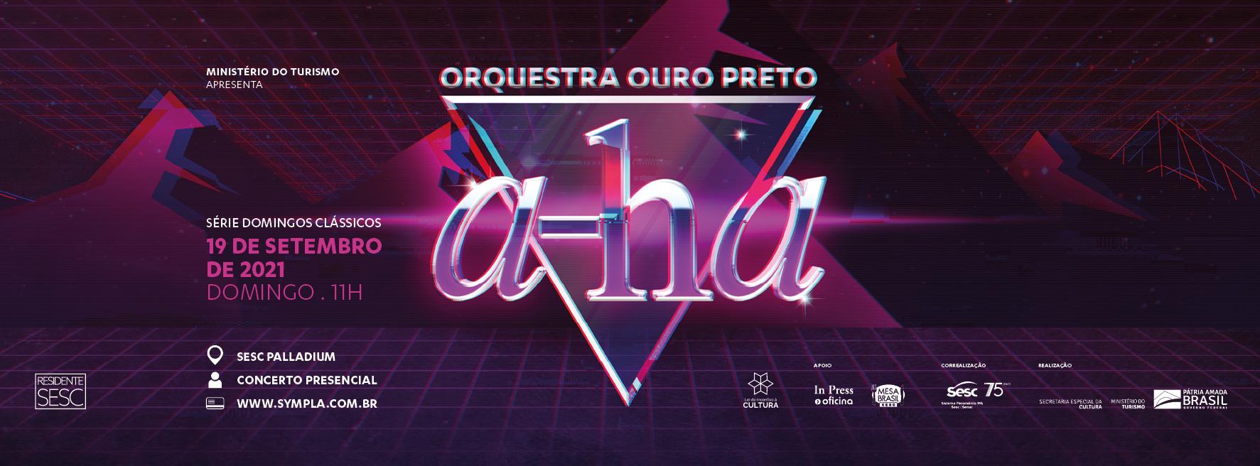 A-Ha – Concerto Presencial